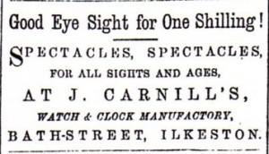 15 Joseph Carnill 1873 2