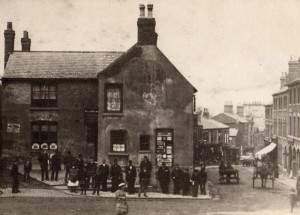 26 Harrow Inn c1887