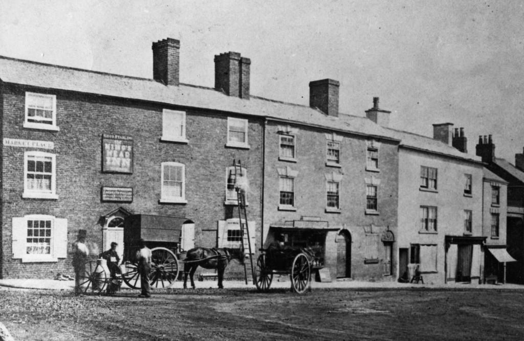 31 Market Place 1870s