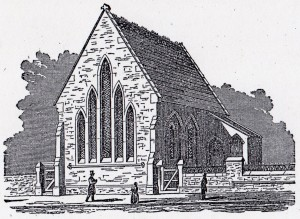 41 Market Street Methodist Church c1857
