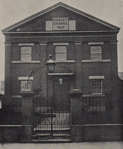40bbb Wesley Chapel 1845