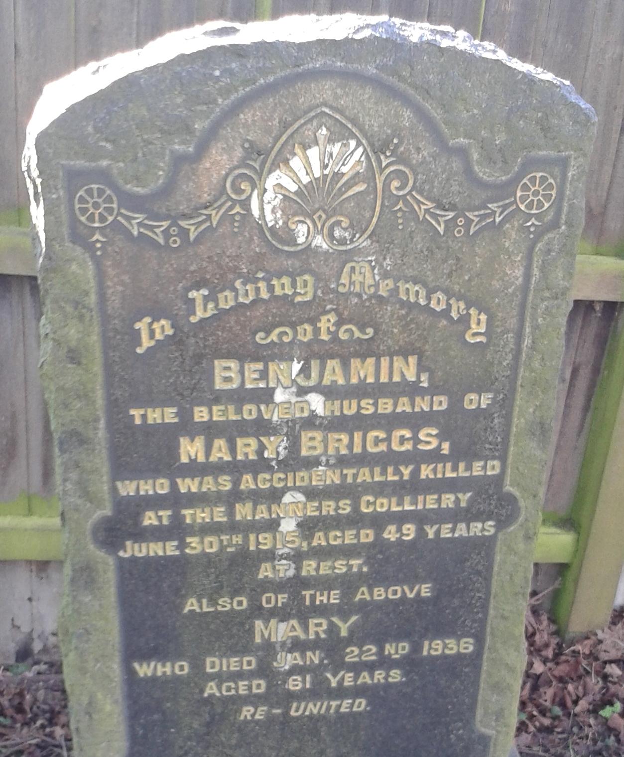 Benjamin Briggs 1