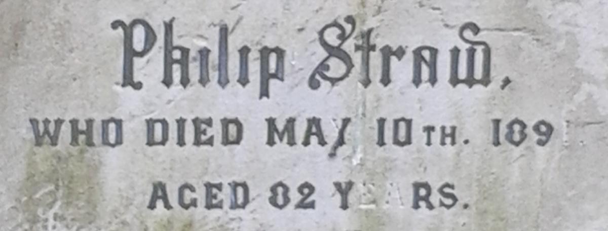 Phillip Straw