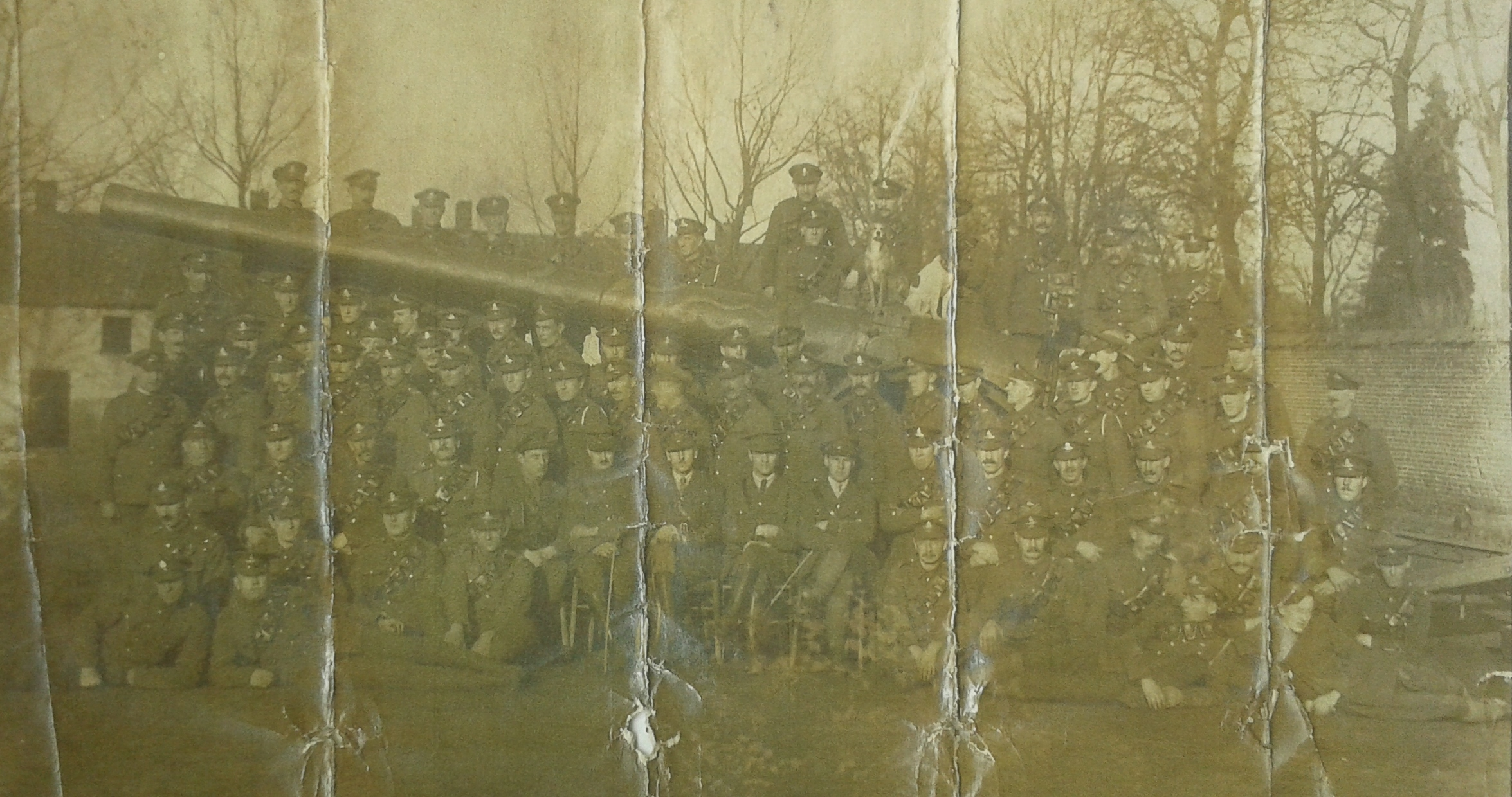 WW1 Regiment