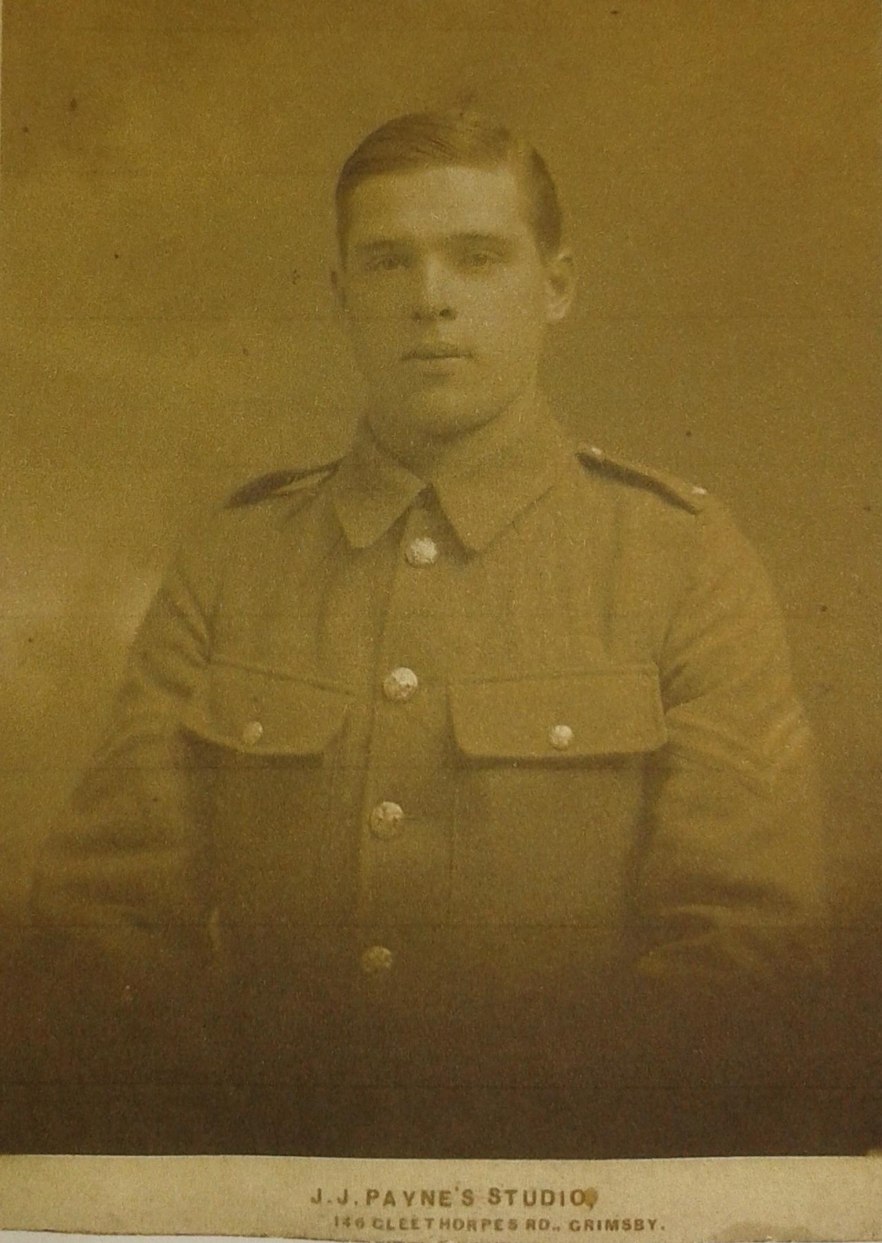 WW1 lad 2