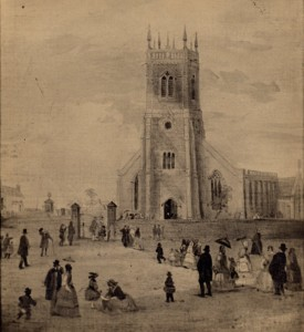 21 St Mary's Church c1856
