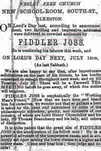 37 Fiddler Joss 1867