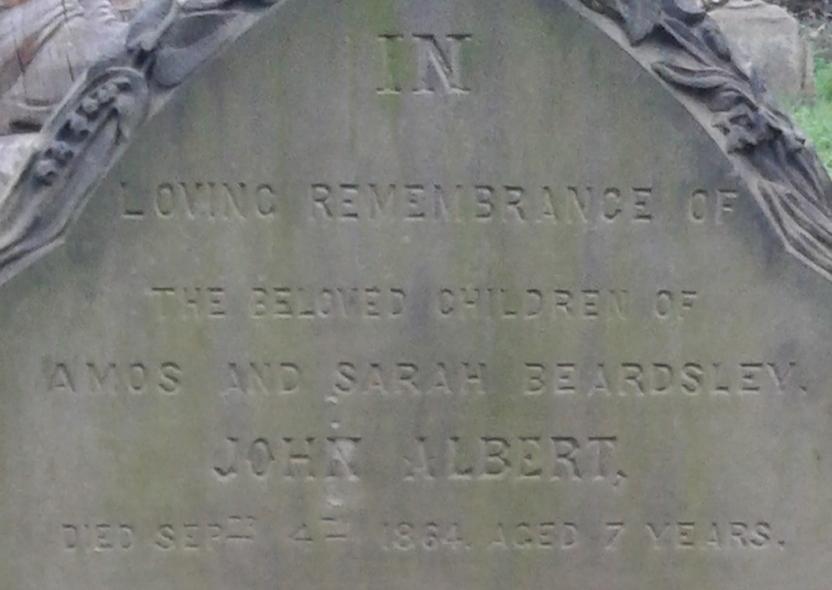 Beardsley grave