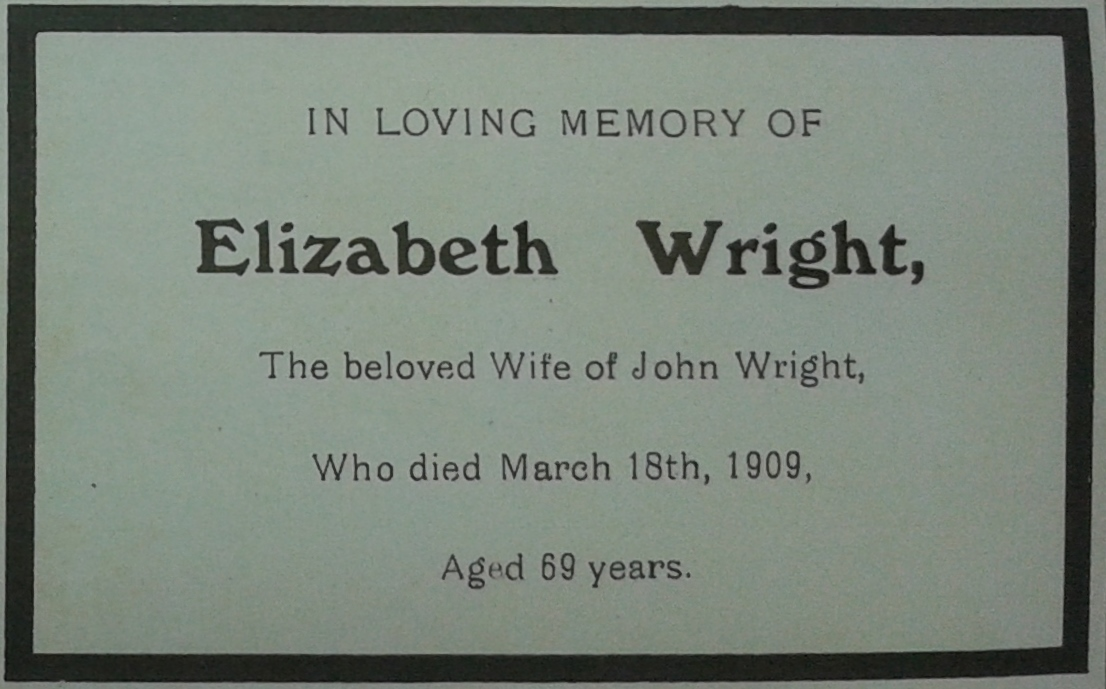 Wright deaths 2