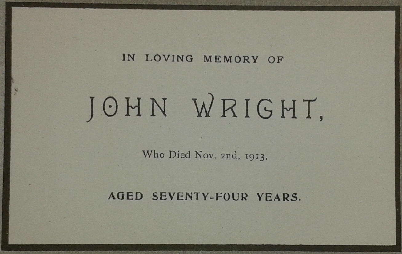 Wright deaths 5