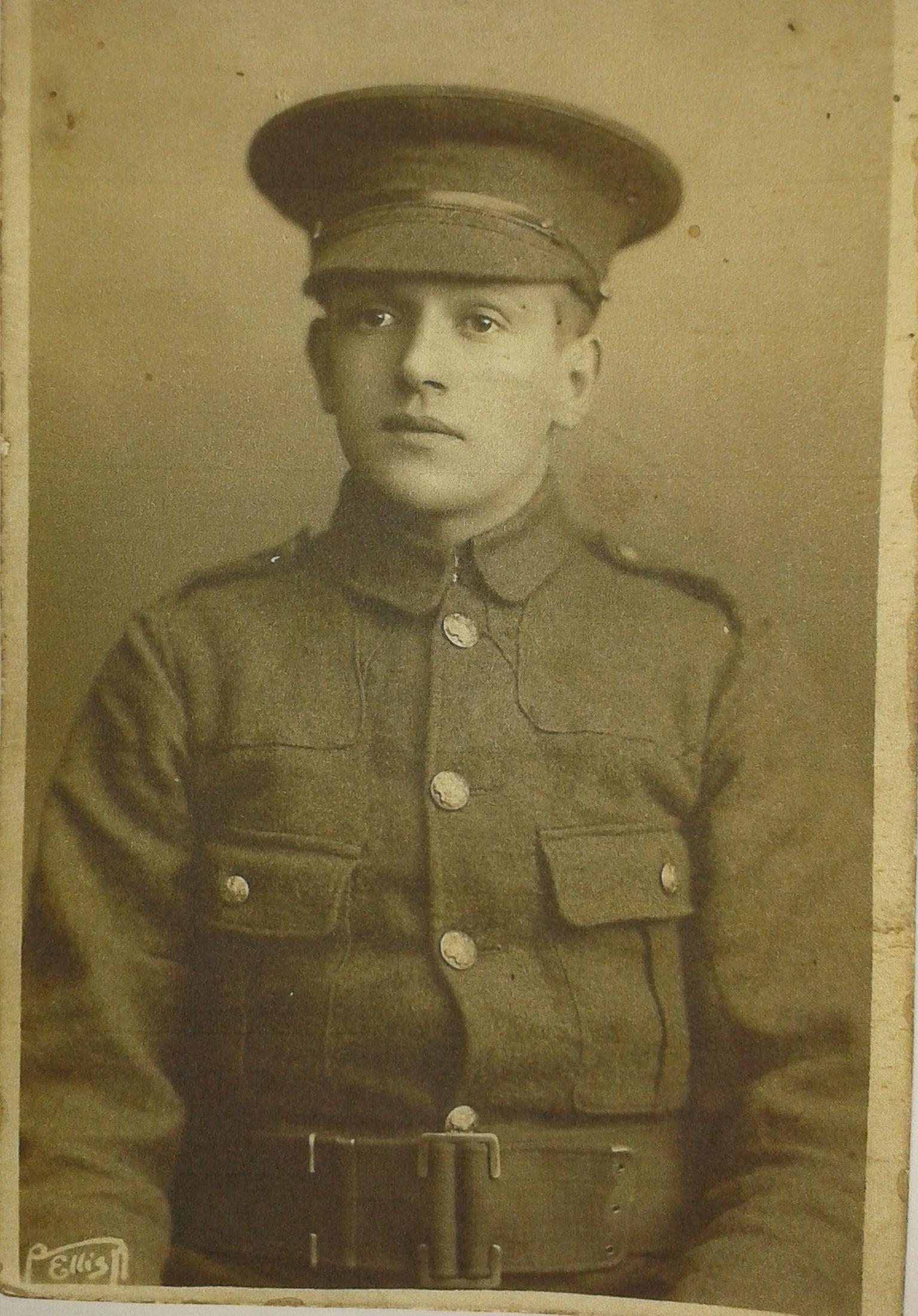 WW1 lad 1